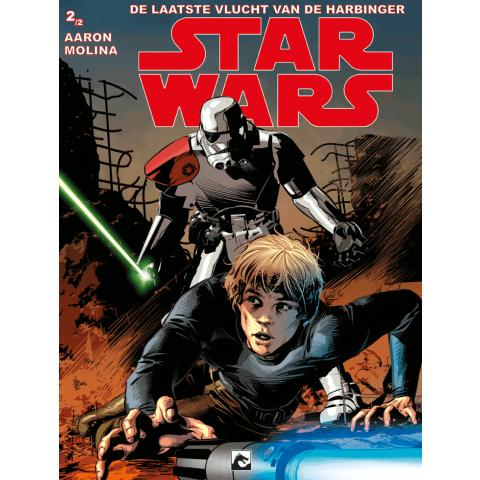 Star Wars De laatste vlucht van de Harbinger (2/2)