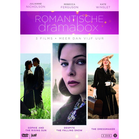 Romantische dramabox