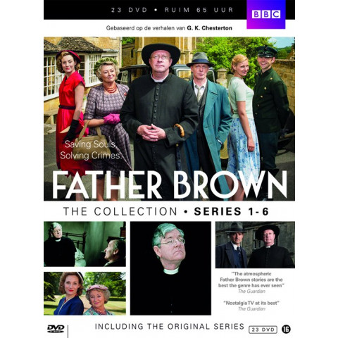 Father Brown - Seizoen 1-6