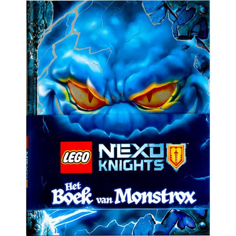 Lego nexo knights, het boek van monstrox