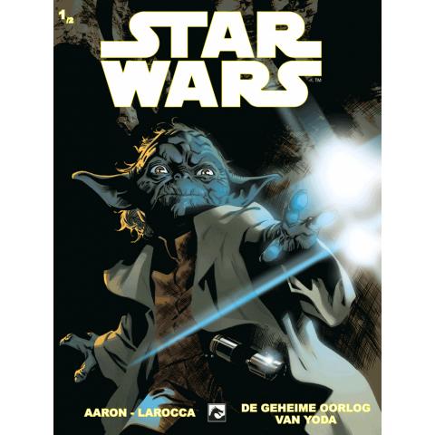 Star Wars 12 De geheime oorlog van Yoda (1/2)