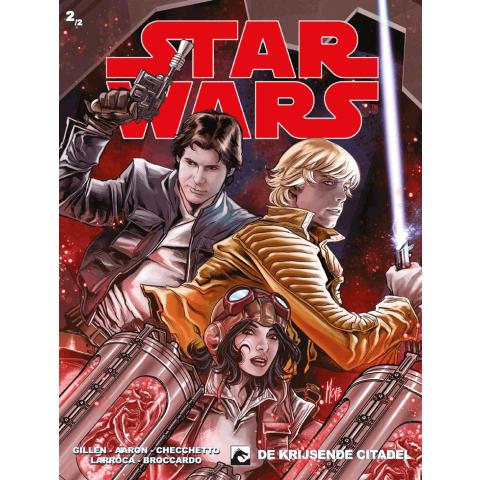 Star Wars 14 De krijsende Citadel (2/2)
