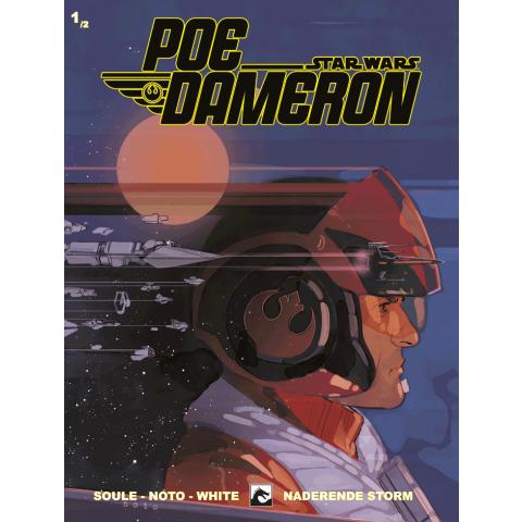 Star Wars Mini serie: Poe Dameron 3 Naderende storm (1/2)