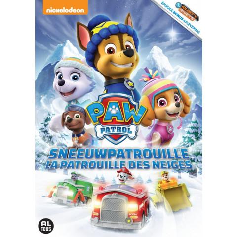 Paw patrol - Sneeuwpatrouille