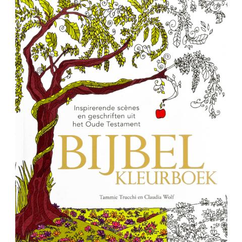 Bijbel kleurboek