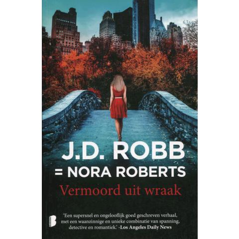 Vermoord uit wraak - JD Robb