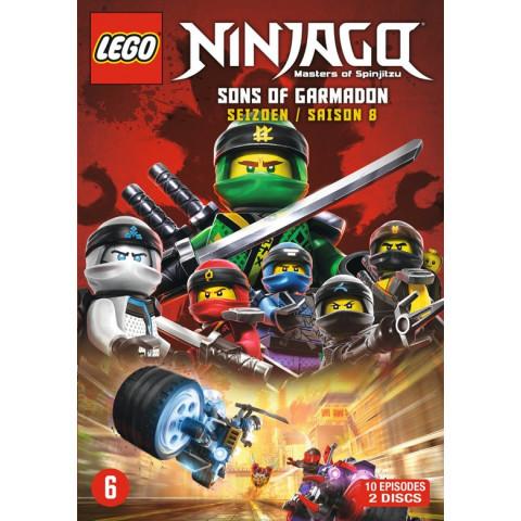 Lego ninjago masters of spinjitzu - Seizoen  8