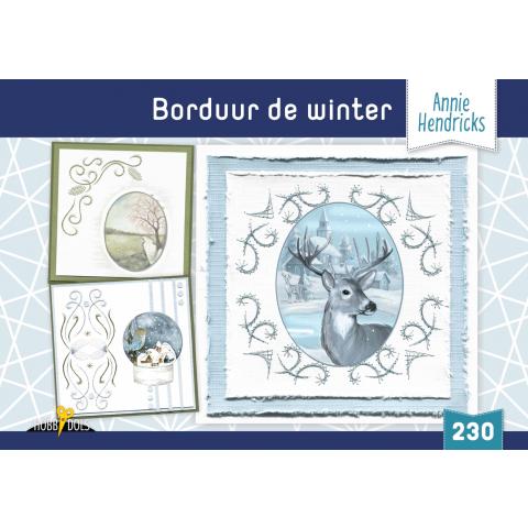 HD230 borduur de winter Annie Hendricks