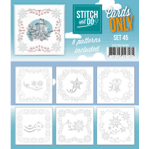 Stitch & Cards only set 45