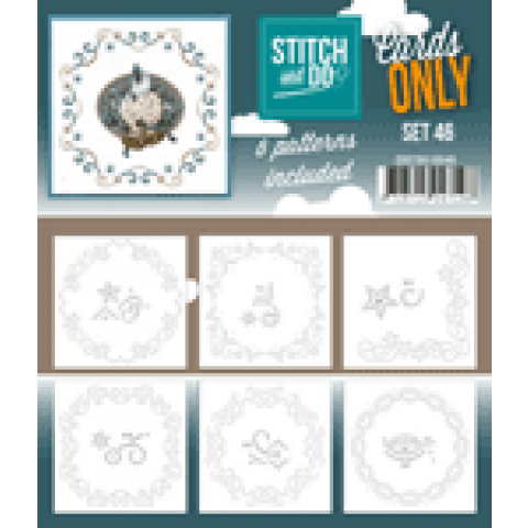 Stitch & Cards only set 46