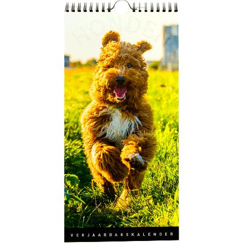 Verjaardagskalender honden 2019