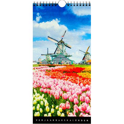 Verjaardagskalender Holland 2019