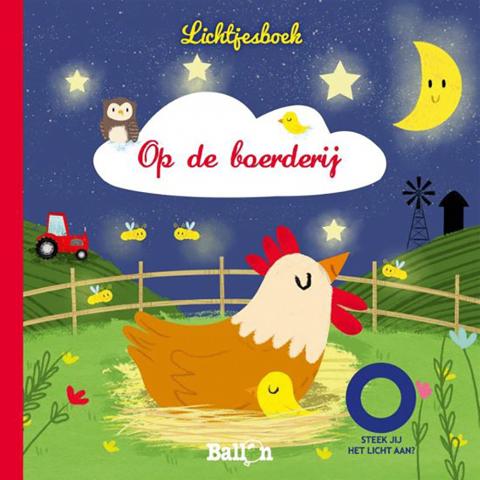 Lichtjesboek 0 - Op de boerderij