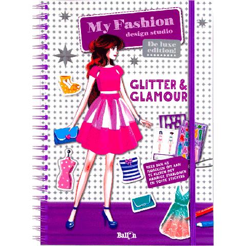 My Fashion design studio, Glitter & Glamour