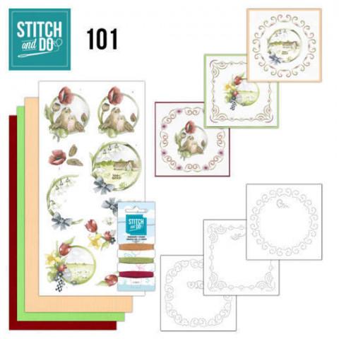 Stitch & Do 101 spring life