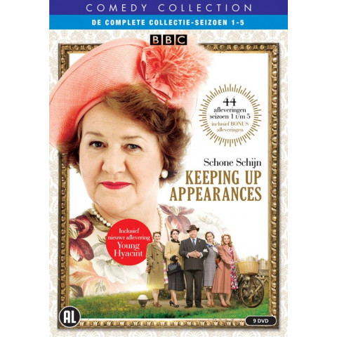 Keeping up appearances + Young Hyacint
