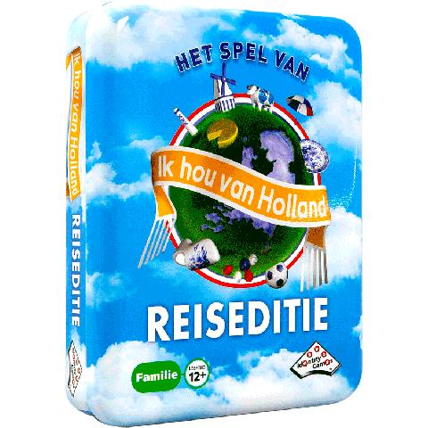 Ik hou van Holland reis editie