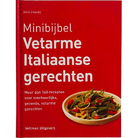 Minibijbel vetarme Italiaanse gerechten