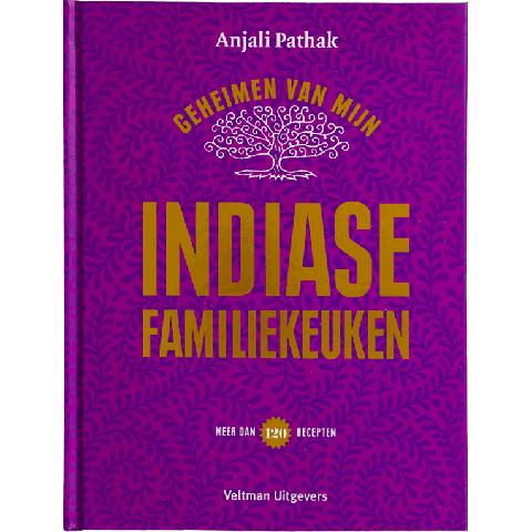 Geheimen van mijn Indiase familiekeuken