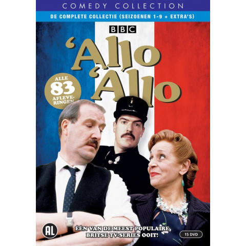 Allo allo - Complete collection