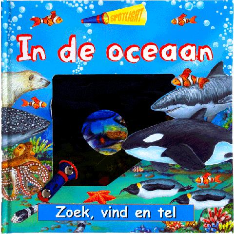 Spotlight, in de oceaan