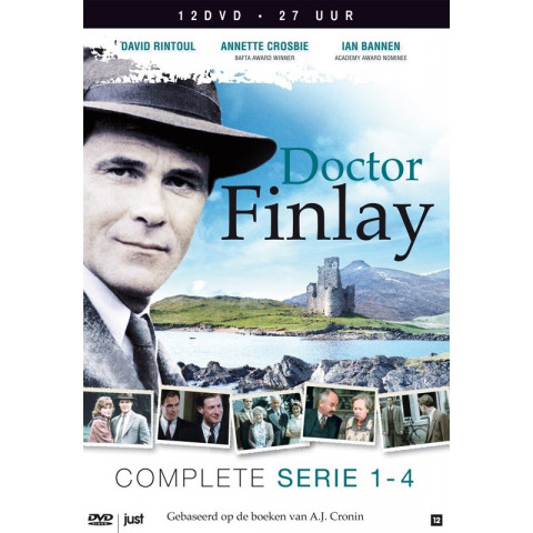 Doctor Finlay - Complete collection