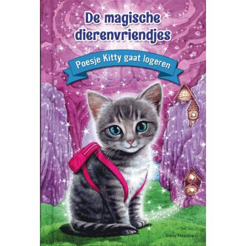 De Magische dierenvriendjes - Poesje Kitty gaat logeren