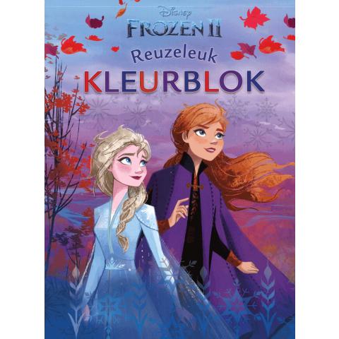 Frozen 2, kleurblok