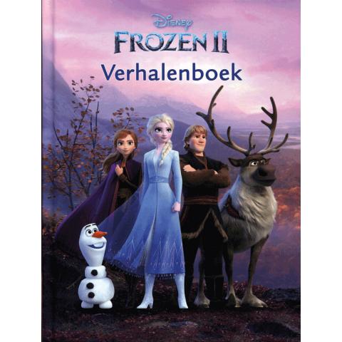 Frozen 2, verhalenboek