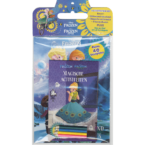 Disney Frozen activity pack