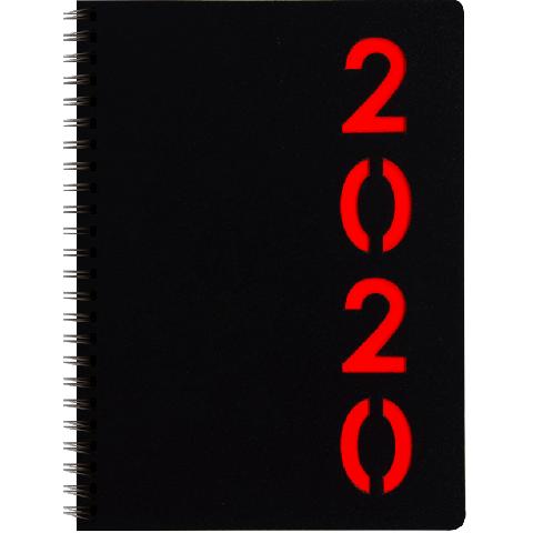 WT Wire-o 2020: Oranje (211)