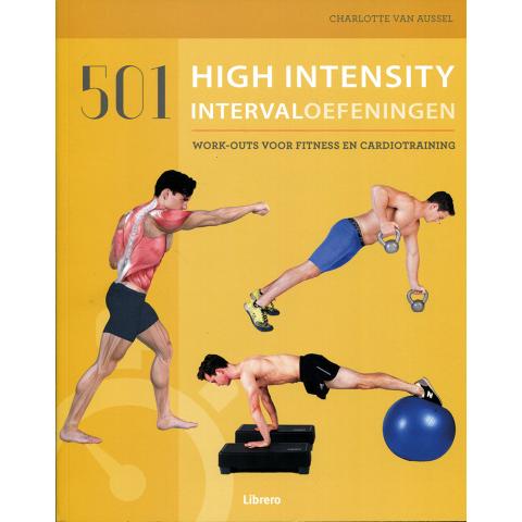 501 High Intensity interval oefeningen