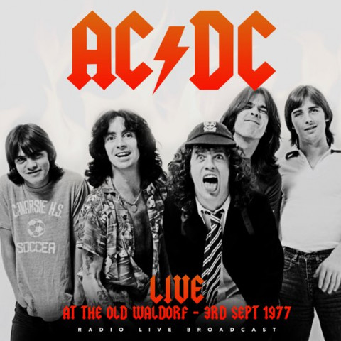 Live At The Old Waldorf 1977