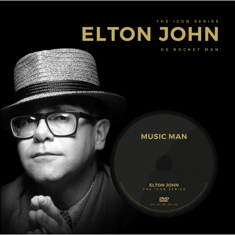 The Icon Series: Elton John (De Rocket Man)