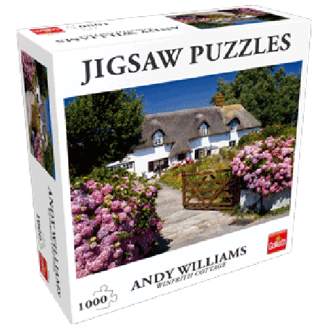 Puzzel Winfrith Cottage (1000 pcs)
