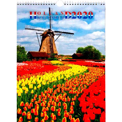 Kalender 2020 Holland (A3)