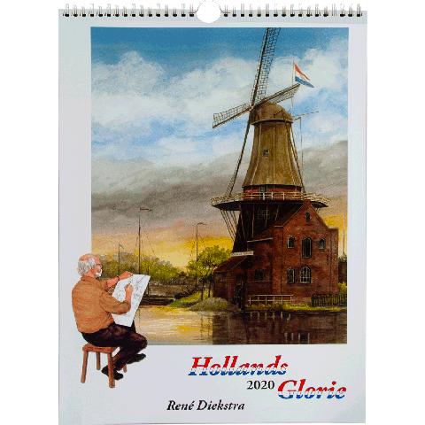 Kalender Hollands Glorie 2020