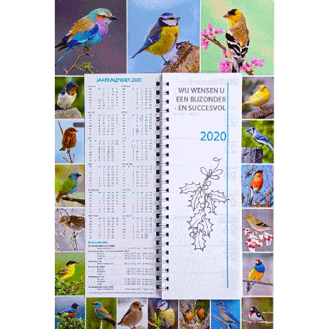 Omlegweek 2020 Lovely Birds