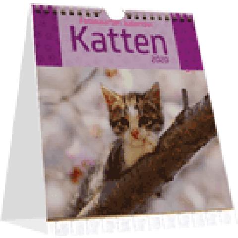 Bureaukalender 2020 katten