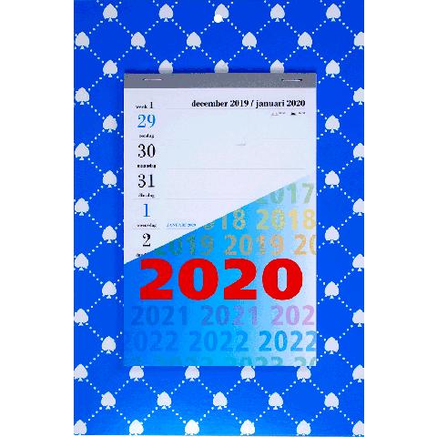 Weekblok kalender 2020 Schoppen