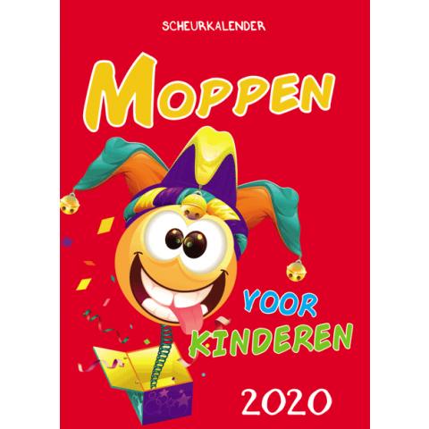 Scheurkalender 2020: Moppen voor kinderen