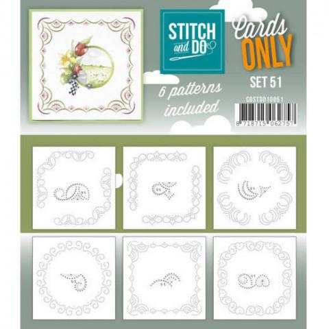 Stitch & Cards only set 51