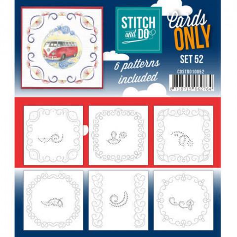 Stitch & Cards only set 52