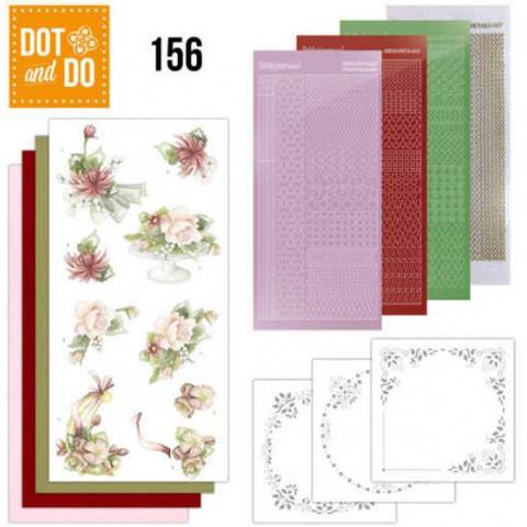 Dot & Do 156 Sweet Summer Flowers