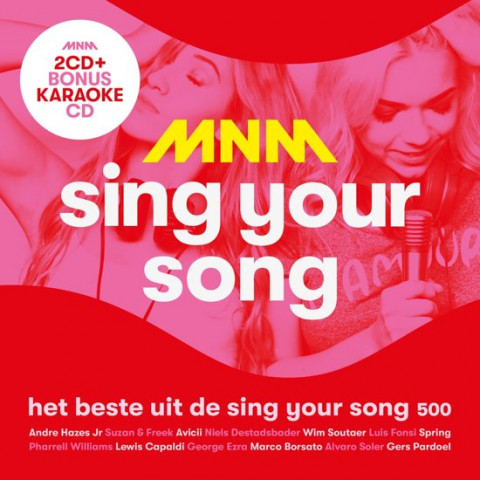 Mnm Sing Your Song 2019 (3Cd)
