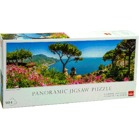 Legpuzzel Amalfi coast panorama 504 stukjes
