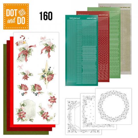Dot & Do 160 Rode kerst versiering