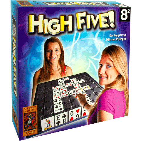 High Five Bordspel