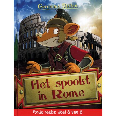 Geronimo Stilton, Het spookt in Rome