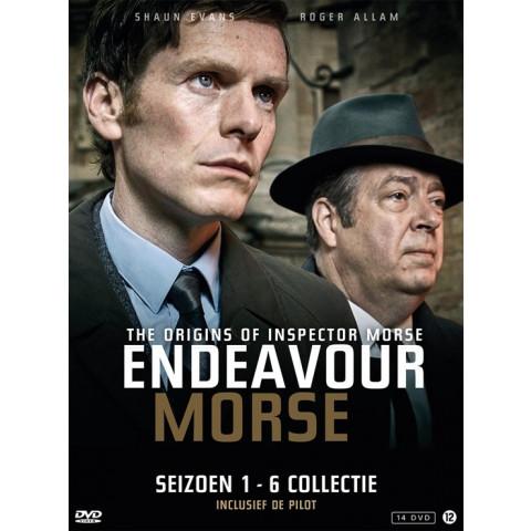 Endeavour Morse - Seizoen 1-6